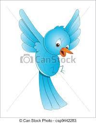 cute bird drawing flying. Simple Cute Cute Bird Flying  Csp9442283 Inside Drawing Can Stock Photo