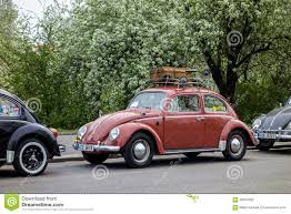 VW Beetle car editorial photography. Image of classic - 58304262