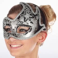 Decorative Face Masks Decorative Half Face Mask Move Dancewear 13