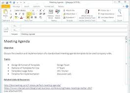Meeting Agenda Example Conference Call Format Sample Improve ...