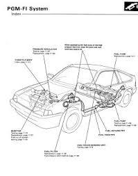 honda civic hatchback wiring diagram  honda civic hatchback wagon 1987 service manual car service on 1990 honda civic hatchback wiring diagram
