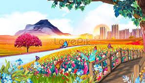 250000 beautiful scenery hd photos
