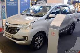 new car release 2016 malaysia2016 Toyota Avanza spotted in Malaysia prices leaked