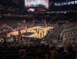 Philips Arena Atlanta Ga Seating Chart State Farm Arena Section 112 Seat Views Seatgeek