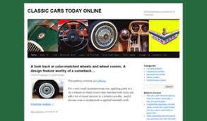 Motioncars Com The Car Chart