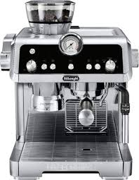 It serves multiple purposes (coffee/tea maker, milk frother, etc.), and the foam it creates is a bit better for latte art. De Longhi La Specialista Espresso Machine With 19 Bars Of Pressure And Milk Frother Stainless Steel Ec9335m Best Buy