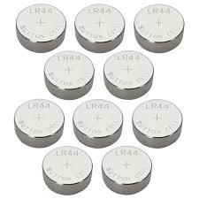 10 X Lr44 Battery Equivalent G13 G13a G13 A Ag13 V13ga A76 Gpa76 1 5v