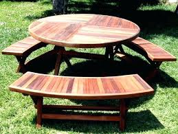 redwood picnic table plans wooden picnic tables with detached benches 8 foot picnic table plans picnic