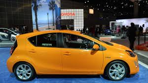 2015 Toyota Prius c - Information and photos - ZombieDrive