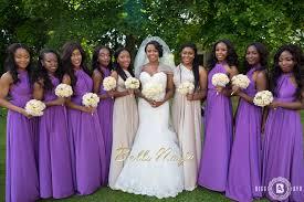 july wedding. Favoured Love Blessing Akpan Gideon Yobo Wed Bigg Ayo BellaNaija