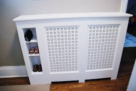 attractive diy radiator cover update your vent with these d i y project ameri clean inc thi old