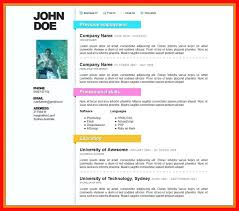 Best Resume Template On Word Best of Best Resume Template Word Cv South Africa Rigaud