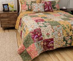 Glomorous Neutral Brown King Size Quilt Sets Decofurnish Then ... & ... Large-size of Endearing Bedroom King Size Quilts Along With Bed Time On  Pinterest And ... Adamdwight.com
