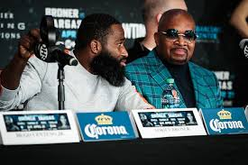 Leonard Ellerbe dismisses Adrien Broner's insults as 'nonsense,' focuses on  event - The Ring