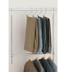 closet rod brackets extender canada center support bracket