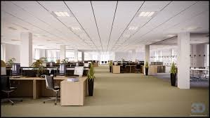 large office space. CGarchitect - Professional 3D Architectural Visualization User Community | Office Space. Large Space R