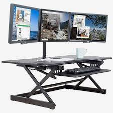 8 best standing desk converters 2021