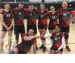 Farnborough Volleyball Club