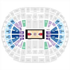 Clippers Seating Chart Clipper Nation Mvp Membership