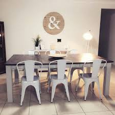 farmhouse table with metal chairs awesome top kmart homewares white metal chair rrp top kmart white