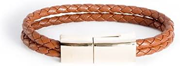USB Type C Cable,Bsolli Leather Braided USB <b>Bracelet</b>: Amazon.co ...