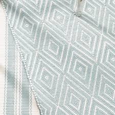 dash and albert diamond light blue ivory indoor outdoor rug
