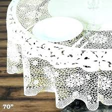 tablecloth overlays lace round table cloth tablecloths for vintage