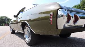 1972 Chevy Malibu 0ne owner for sale at www coyoteclassics com ...