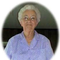 Mrs. Georgia Lois Rhodes Obituary - Visitation & Funeral Information