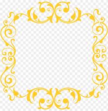 Moldura Para Word Baixar Baixar Clipart Para Word Molduras Png Vintage Png Image