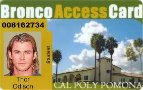 Student State Scannable Polytechnic california Idviking Poly Ids Id University Best - Cal Fake