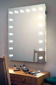 battery operated lighted makeup mirror round shaped double sided battery operated lighted makeup mirror magnification polished