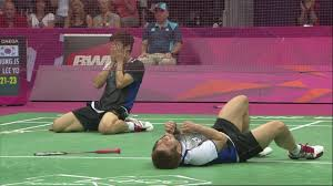 Congratulation to him and hope he can win the 29 jul match with china badminton player, l. Korea Win Badminton Doubles Bronze Malaysia V Korea London 2012 Olympics Youtube