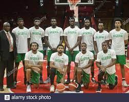 Nigeria National Basketball Team. FIBA ...
