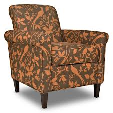 autumn furniture. do you think this would be a good chair for home library angelohome harlow in modern bird branch autumn brown furniture u0026 decor