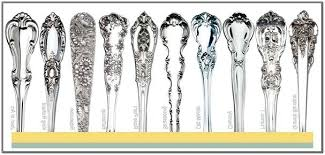 Silverware Patterns