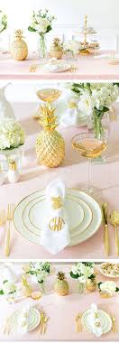 Blue And Gold Table Setting 17 Best Ideas About Gold Table Settings On Pinterest Art Deco