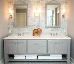 Bathroom double vanities ideas Cabinet Master Bathroom Double Vanity Ideas Vanities Sink Fashionable Gray Wi Cebukingco Master Bathroom Double Vanity Ideas Vanities Sink Fashionable Gray