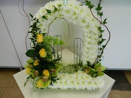 new collection of funeral flowers nottingham gates of heaven flower arrangements gates funeral