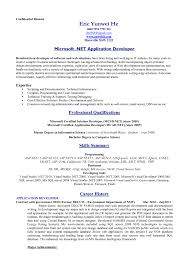 Examples Of Resumes Resume Standard Samples Best Format Intended