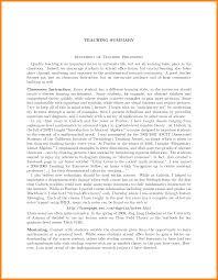 statement of teaching philosophy sample debt spreadsheet statement of teaching philosophy sample philosophy of teaching statement 40773718 png caption