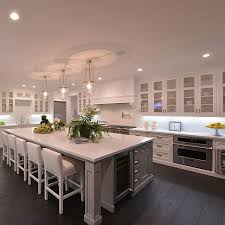 Large Kitchen Island Design