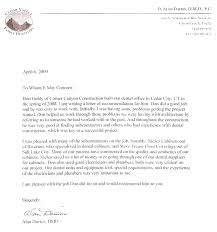letter of recommendation for dental school example how to ask for a letter of recommendation for dental school