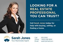 6 Genius Real Estate Agent Introduction Postcards Realtors Should Try