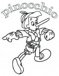 Immagini Di Pinocchio Da Colorare