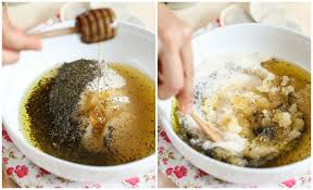 homemade green tea exfoliator who knew a spa experience could be so simple