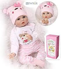ZIYIUI <b>Realistic</b> Reborn Baby <b>dolls</b> 22 inch <b>55cm Real Looking</b> ...