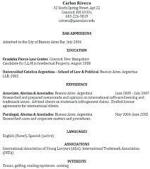 academic resume template for graduate school curriculum ...