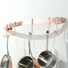 pot rack copper plated curved wall pot rack and pans cabinet ideas exciting diy pot rack pot rack