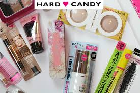 haul 2016 new hard candy makeup collection s